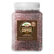 Crickets by the Pound: Chocolate Coffee