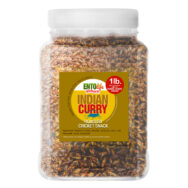Crickets by the Pound: Indian Curry