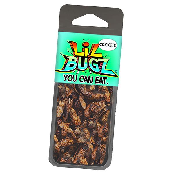 Lil Bugz Edible Crickets