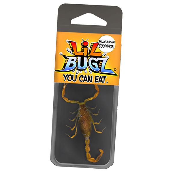 Lil Bugz Edible Scorpions
