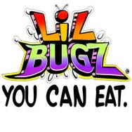 Lil Bugz You Can Eat Logo