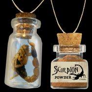 Edible Scorpion Bottles